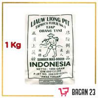 Tepung Tapioka Kanji Tani Liauw Liong Pit (1Kg) / Bacan 23 - Bacan23
