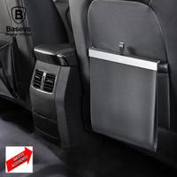 Baseus Large Garbage Bag Back Seat Car Storage Organizer Kantong Mobil