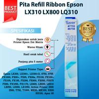 Pita Refill Ribbon 8758 PRINTER Epson LX-310 LX300 LX800 LQ310 LX310