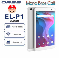 Oase Tablet Oaped EL-P1 Ram 2/32 Garansi Resmi 1Th - Putih