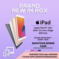 Apple iPad 8 2020 128GB WiFi 10.2 Inch Retina 128 GB Gold Silver Grey