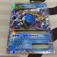 Kartu Pokemon Mega Blastoise EX Evolutions