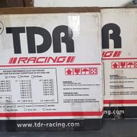 Velg Alloy Alumunium TDR Racing Jari-jari ring 17