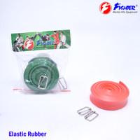 Elastic Rubber Latex Fighter