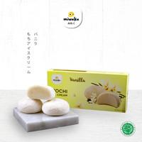 Miwaku Mochi Ice Cream Vanila (isi 3pcs)