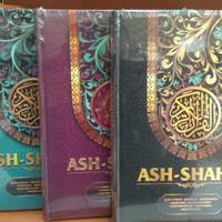 Al Qur'an Ash Shahib A4 ( besar) Terjemah- Rasm Ustmani Madinah