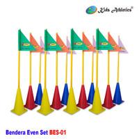 Bendera Even Set Kids Athletics