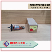 Armature bull angker FOR MESIN BOR DRILL BOSCH GSB13RE GSB 13 RE