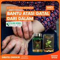 Kapsul Binahong 60 Obat Herbal Gatel Kulit Eksim Kering Luka Diabetes