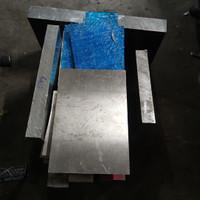 plat aluminium 7075 tebal 40mm dural