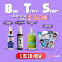 Promo Handsanitizer Paket Hemat GRATIS BTS Photocard Unofficial