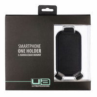 Ultimate add on phone holder for bicycle MTB road bike include adapter