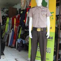 Baju seragam satpam -terbaru PDH Bahan GAIA Neo Premium (1 Stel)