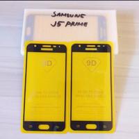 Tempered Glass Samsung J5 Prime TG Full Layar 9D Anti Gores