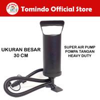Tomindo Pompa Kolam Renang Anak Pompa Tangan Kasur Angin