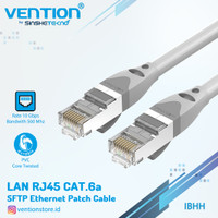 VENTION IBH 30cm Kabel Lan Ethernet Cat6a Cat6 RJ45 Gigabit SSTP