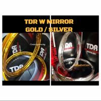 Velg TDR W Kotak 140 160 Ring 17 Gold Silver ORIGINAL not tk rossi