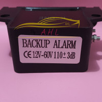 Backup Alarm 12v 24v 36v 48v 60v Klakson Atret Back Up Buzzer Reserve
