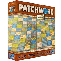 PATCHWORK BOARD GAME / PERMAINAN PAPAN KARTU / CARD PLAY