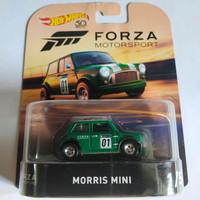 hotwheels hot wheels retro forza motorsport morris mini ban karet