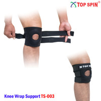Knee Wrap Support TS-003 merek Top Spin