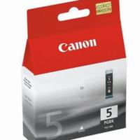 canon pgi 5 pgbk original=ip3300'4200'4300'5200'ix4000'5000'mp 500'dll