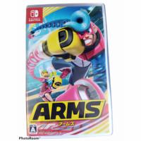 Arms Nintendo Switch (USED/JPN)