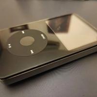 iPod Classic 5.5 gen 80 GB, black