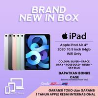 Apple iPad Air 4 2020 64GB WiFi 10.9 Inch Retina 64 GB WiFI 10.9