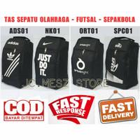 Tas Sepatu Futsal - Tas Sepatu Bola Model Jinjing Murah JCMTS088