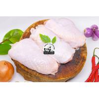 Daging Ayam Paha Fillet Boneless (Dengan Kulit) - Fresh