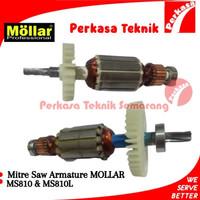 Armatur Angker Rotor MOLLAR MS810 / MS810L Armature Angket Mitresaw