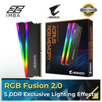 GIGABYTE AORUS RGB 16GB (8X2) DDR4 3333MHz [RAM]