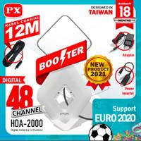 Antena tv digital indoor/outdoor PX-HDA 2000 New model HDA-5000
