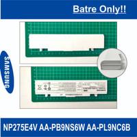 Original Lepasan Battery Laptop SAMSUNG NP275E4V AA-PB9NS6W AA-PL9NC6B