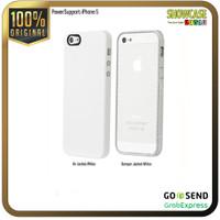 PowerSupport iPhone 5s SE Hardcase Bumper Air Jacket Free Anti Gores