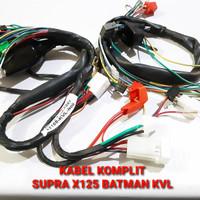 KABEL BODY - KABEL BODI SUPRA X 125 KARBU KOMPLIT HIGH QUALITY