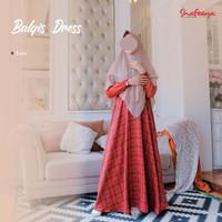 Balqis Dress by Shafeeya   Gamis syar'i