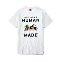Human Made Swimming Duck T-Shirt White - S
