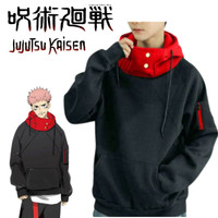 Jaket Sweater Anime Jujutsu Kaisen Hoodie Premium