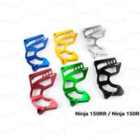 WR3 Cover Gear / Pelindung Gear Depan Ninja 150RR / 150R Original