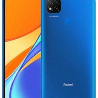 Xiaomi Redmi 9C 3/32 RAM 3GB ROM 32GB Garansi Resmi - blue - Biru