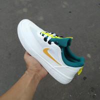 Sepatu Nike SB Nyjah Free 2 White Blue Yellow