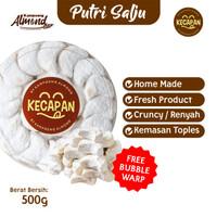 Kue Putri Salju Homemade Premium - Toples Uk. 500 Gr