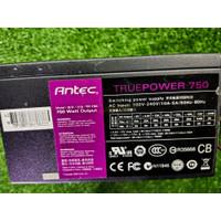 PSU Pure Antec Truepower New Tp 750 750w 80 Plus Bronze Full PGS-A-06