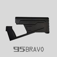 SRU Conversion Kit D'Cobra DCobra AR15 AR 15 M416 M4 Stock Grip SR-U