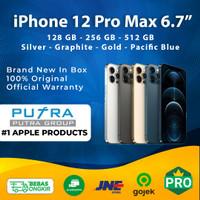 iPhone 128GB 256GB 512GB 12 Pro Max Graphite Blue Gold 128 256 512 - 128 GB, Silver
