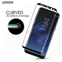 Samsung S8 Plus Tempered Glass 3D Full Curved Anti Gores Kaca