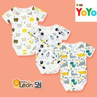 Jumper Anak Bayi Baby Leon / Baju Bayi / Baby Jumper / Jumpsuit Bayi
