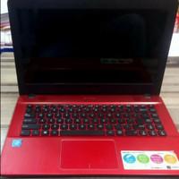 Second Seken Laptop X441N 2G 500GB